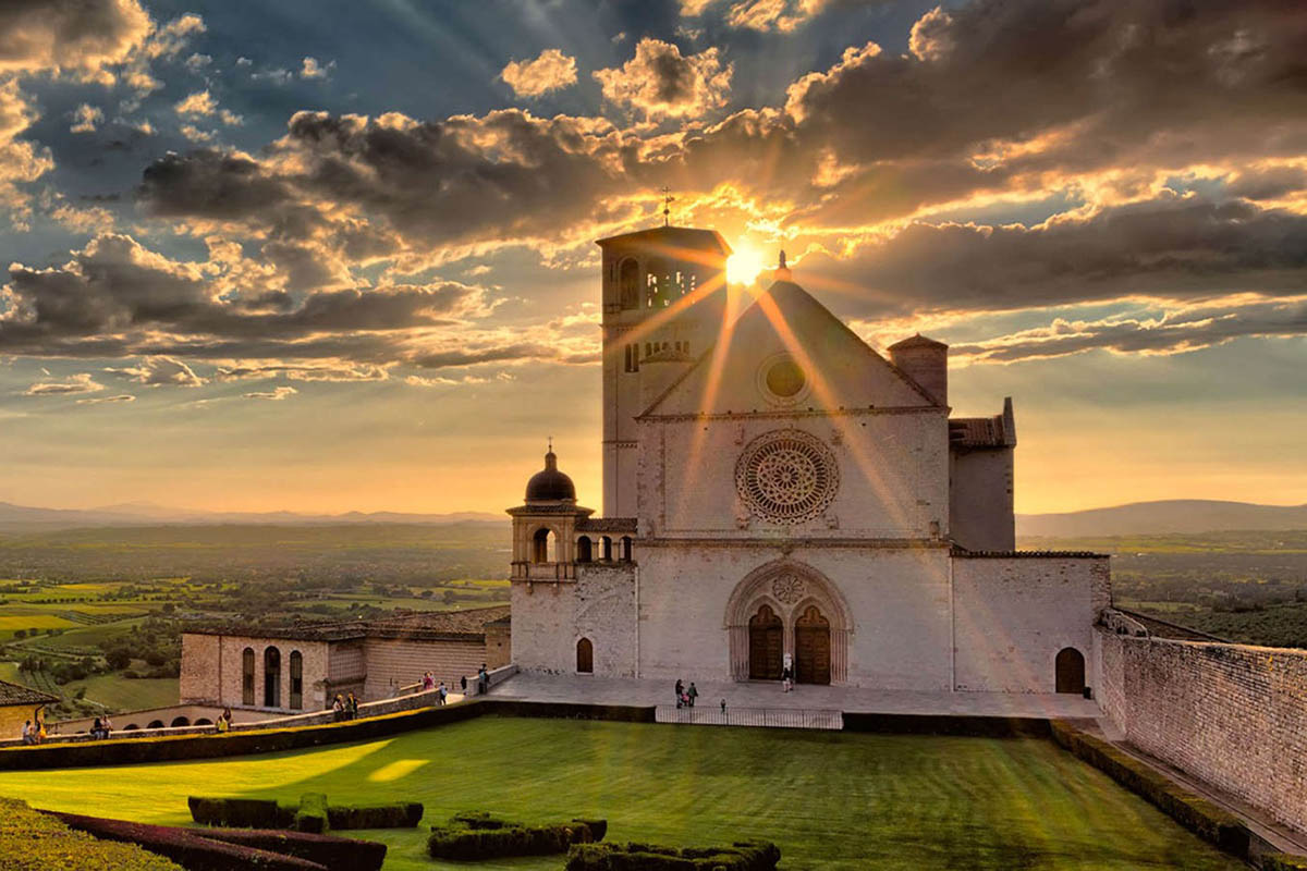 Basilica di San Francesco, Assisi - Umbria