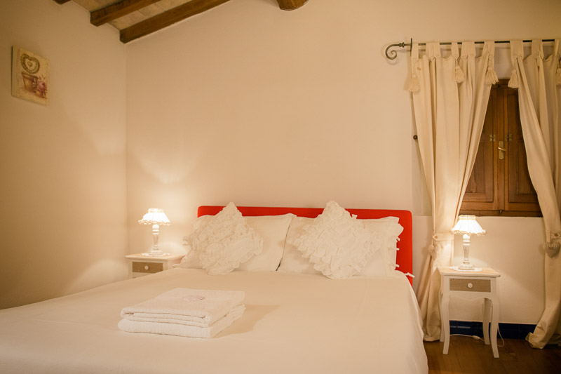 Verbena - Double Room in agriturismo Perugia, Umbria