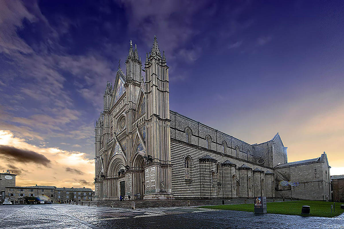Cathedral of Orvieto - Umbria