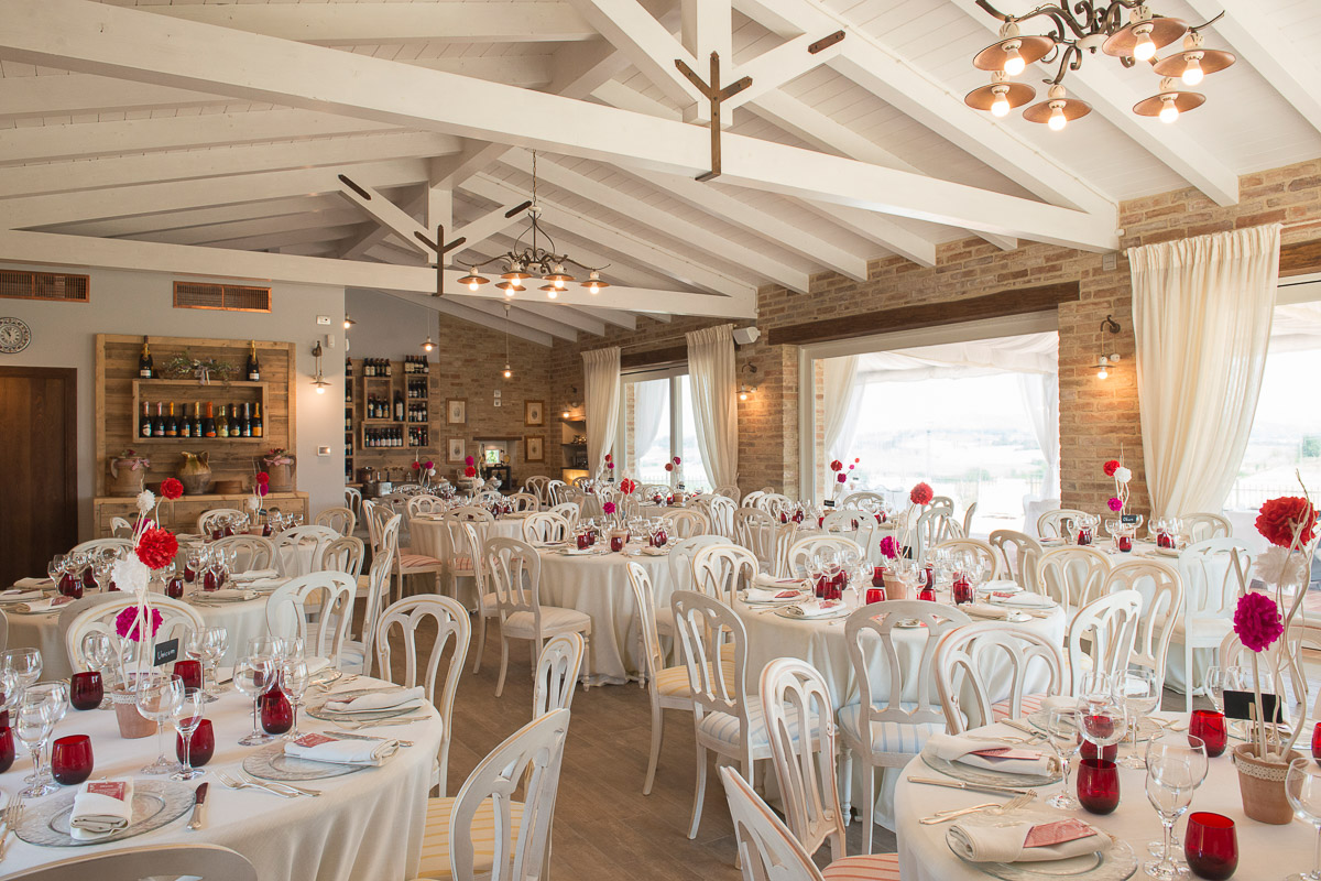 Wedding location near Umbria and Tuscany - Relais Tenuta dei Mori, Perugia - Umbria