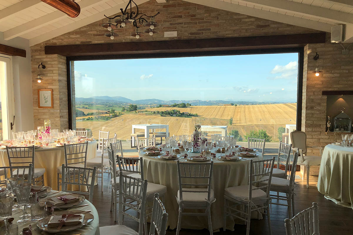 Wedding & Events - Relais Tenuta dei Mori, Perugia - Umbria