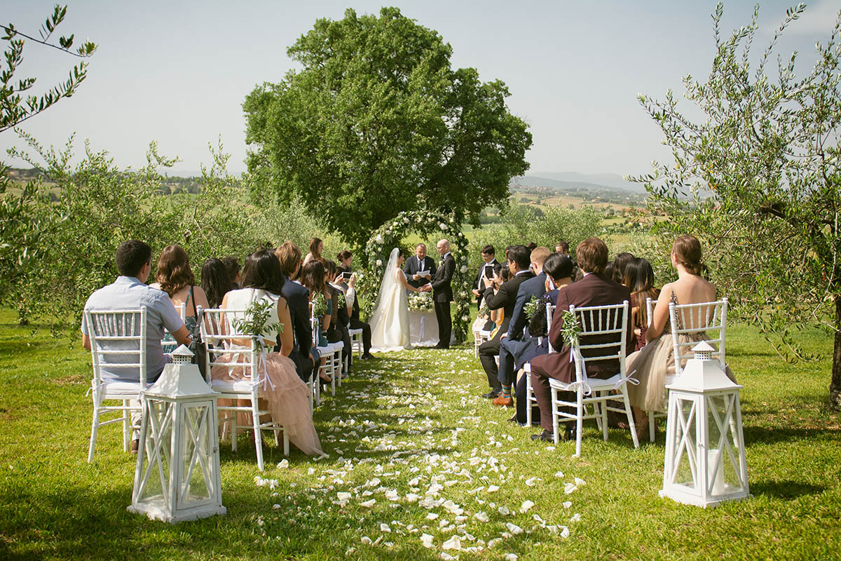 Wedding location near Perugia - Umbria