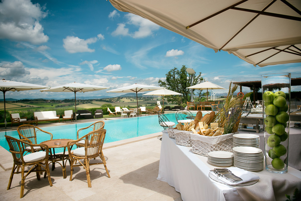 Weddings and Events - Relais Tenuta dei Mori, Perugia - Umbria