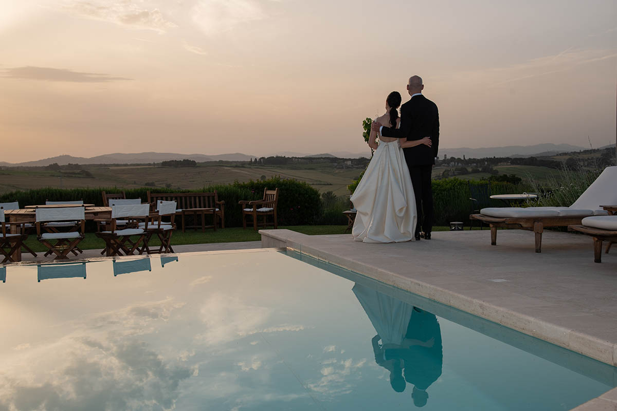 Wedding photo, drone & video service - Relais Tenuta dei Mori, Perugia - Umbria